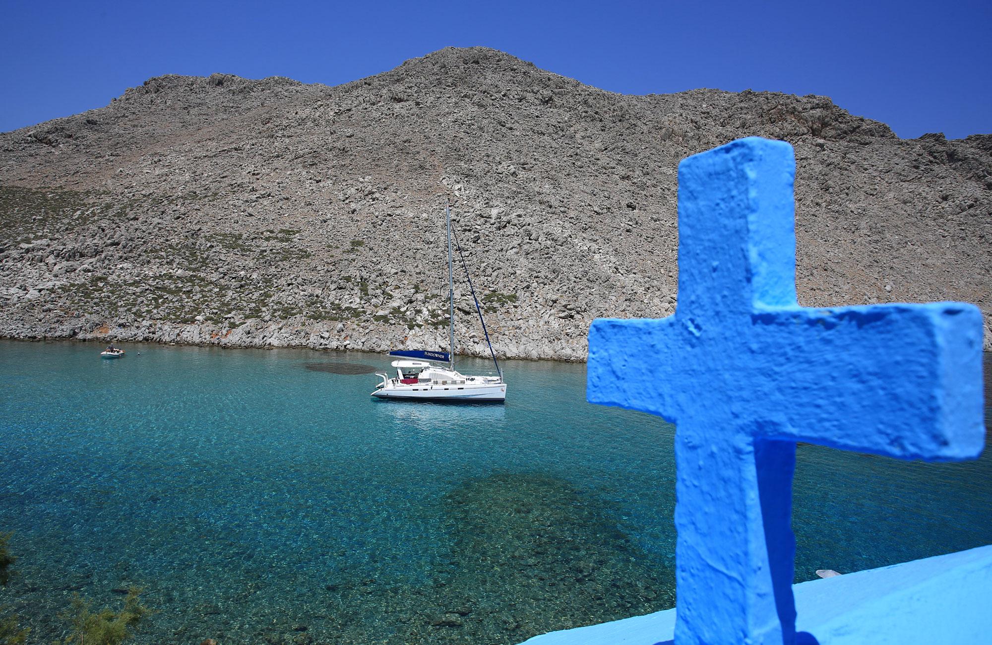 Mitsegeln | Griechische Inseln