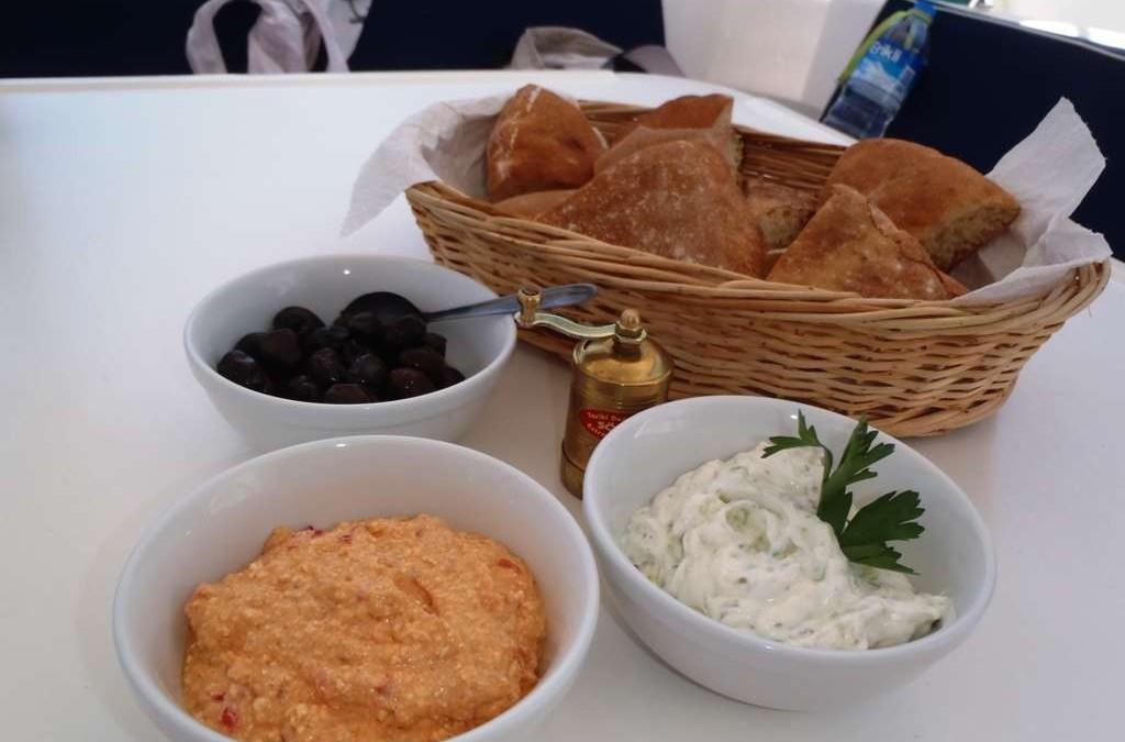 Bordküche I Tzatziki & Türkisches Obazda